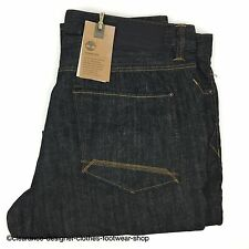 TIMBERLAND JEANS MENS BLACK SLIM SKINNY FIT NEW ECHO LAKE JEANS W30 L32 RRP £80