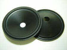"Pair 6"" Poly Cone - Speaker Parts - LC651"
