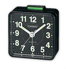 Casio Traveler Small Alarm Clock TQ140 TQ140-1D New Daily alarm