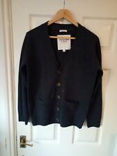 Abercrombie & Fitch Grey Cardigan L Used good Condition RPR £80 London Store