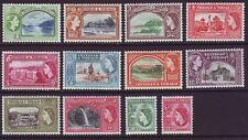 Trinidad & Tobago 1953 SC 72-83 MH Set