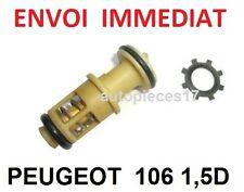 KIT JOINTS + CLIPS + NOTICE REPARATION PANNE SUPPORT FILTRE GASOIL PEUGEOT 106 D