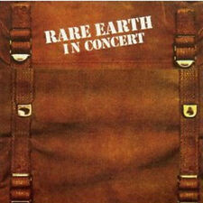 "Rare Earth:  ""In Concert""  (CD Reissue)"