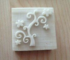 Banian Tree Flower Soap Stamp Soap Mold Seal Resin DIY Handmade Soap
