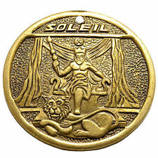 The talisman SOLAR SOLEIL POWERFUL AMULET -POWER, INTERIOR STRENGHT