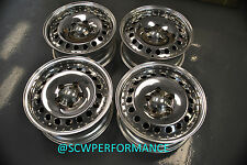 "JDM 15"" SSR AUSWUCH EF FORGED 5x114.3 Wheels Rims Rare SPOON WORK ARC EVO HART"
