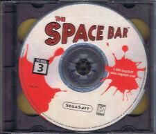 Space Bar (PC/Mac, 1996, SegaSoft, 6-Disc)