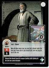 STAR WARS JEDI KNIGHTS MASTERS OF THE FORCE GOLD FOIL 14