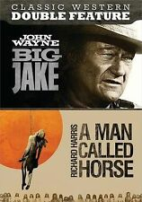 Big Jake / Man Called Horse Double Feature