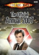Doctor Who Annual 2007 By BBC, Leanne Gill
