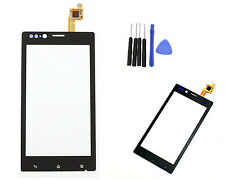 For Sony Xperia J ST26a ST26i Touch Screen Digitizer Sensor Glass Len Black Tool