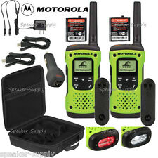 Motorola Talkabout T605 H2O Walkie Talkie Set 35 Mile Two Way Radio Waterproof