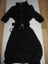 A VOIR -robe ***HIGH USE-GIRBAUD*** de Claire Campbell,taille 38F ,bi-matière