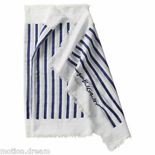 "Jean Paul Gaultier for Target Striped Silk Scarf ""BRAND NEW"""