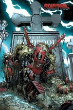 MARVEL DEADPOOL GRAVE 91.5X61CM POSTER NEW OFFICIAL MERCHANDISE