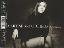 MARTINE MCCUTCHEON PERFECT MOMENT CD SINGLE 3 TRACKS