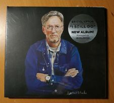 ERIC CLAPTON - I STILL DO - CD 2016 (FACTORY SEALED - BRAND NEW) [Digipak]
