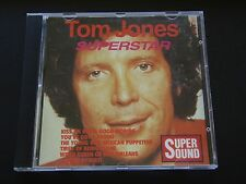 TOM JONES - SUPERSTAR CD