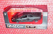 RMZ City Collection #25 Lamborghini Murcielago LP 670-4 SV  Matte Series black