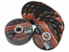 "Pack of 5 Metal Cutting Discs / Blades  4.5 "" - 115 mm"