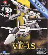 Used Yamato MACROSS 1:60 Perfect Trance VF-1S TV Option part PAINTED