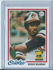 2005 Topps The Rookie Cup '1978 Eddie Murray Rookie Reprint!! (Orioles) #39!!!
