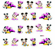 Nail Art Sticker Water Decals Transfer Stickers Mickey & Minnie Mouse (DS056)