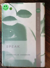 Speak (Platinum Edition) by Laurie Halse Anderson (2006, Paperback) store#2980