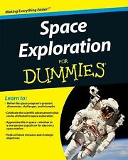 Space Exploration For Dummies by Phillips PhD, Cynthia, Priwer, Shana