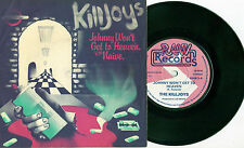 "Killjoys-Johnny won 't go to Heaven 7"" first press Dexys Midnight coude punk"