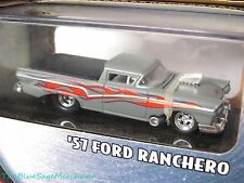 NEW Black Box Hot Wheels 57 1957 FORD RANCHERO Blue 1:64 Limited Edition