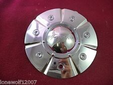 Panther Wheels Chrome Custom Wheel Center Cap #C-038 (1)