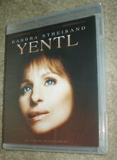 YENTL TWILIGHT TIME LIMITED EDITION BLU-RAY, NEW AND SEALED, A STREISAND GEM!