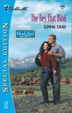 Ties That Bind (A Family Bond) (Harlequin Special Edition), Ginna Gray, 03732439