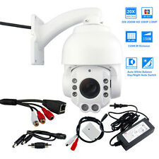 HD 1080P 20X Zoom 2.0MP Outdoor PTZ IP Speed Dome Camera SONY CMOS 150M IR Audio