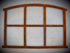 Stallfenster Eisenguss Spiegelfenster rostig H.60x88cm antik Deko Haus, Hof+Tor