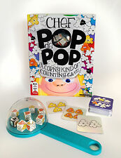 CHEF POP DE POP - A CORNY KIND OF COUNTING GAME KIDS EDUCATIONAL GAMEWRIGHT