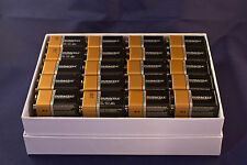 30 Alkaline 9 Volt Duracell Batteries WHOLESALE NEW FactoryFresh 9V Battery Lot