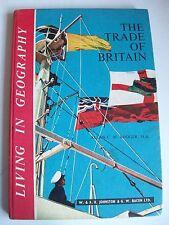 Il commercio di Gran Bretagna Allan C.M. RODGER HB 1962 ** GC **