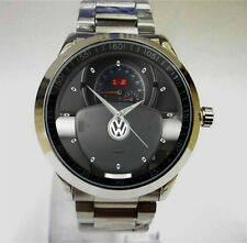 2009 Volkswagen Beetle Coupe 2-door Steering Accessories Sport Metal Watch