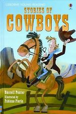 Stories of Cowboys (Usborne Young Reading: Series One)-ExLibrary