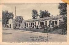 Corbin Kentucky Merediths Tourist Inn Antique Postcard J52854