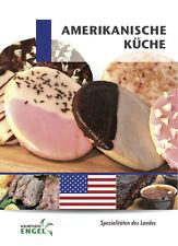 AMERIKANISCHE KÜCHE USA geeignet für Thermomix TM5 TM31 TM21 Kochstudio-Engel