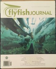 Fly Fish Journal Texas Redfish Refuge Vol 6 #1 2014 FREE Priority SHIPPING!