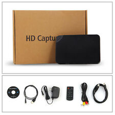 USB 2.0 1080P UHD HDMI Video Capture Box Recorder Decode For PC PS  Xbox DVD TV