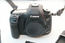 Canon EOS 5D Mark III 22.3 MP Digital SLR Camera - Black (Body Only) Please Read