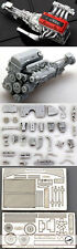 1/24 S2000 HONDA F20C ENGINE FULL KIT DETAIL UP for TAMIYA