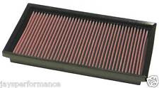 KN AIR FILTER (33-2705) FOR MERCEDES BENZ E-CLASS W124 320 E 1992 - 1997
