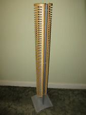 FREE STANDING LARGE CD RACK / TOWER, 120 CDs, CUSTOMER COLLECT ITEM.