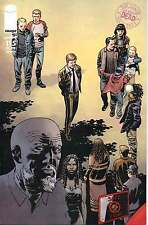 THE WALKING DEAD # 115: ALL OUT WAR BEGINS HERE, PART 1 OF 12. COVER H. IMAGE